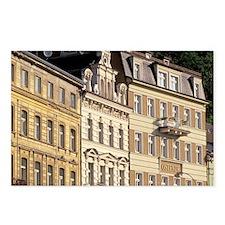 Karlovy Vary (Carlsbad) S Postcards (Package of 8)