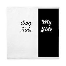 Dog Side Queen Duvet