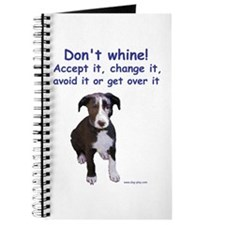 Don't Whine Journal