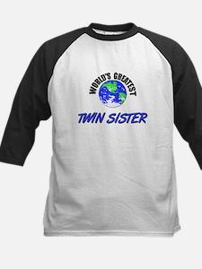 World's Greatest TWIN SISTER Tee