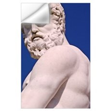 Marble figure on the Fountain of Oceanus, The John Wall Decal