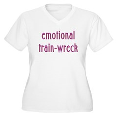 Emotional Train-Wreck T-Shirt
