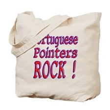Portuguese Pointers Tote Bag