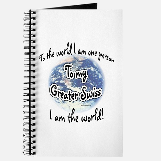 Swissy World2 Journal
