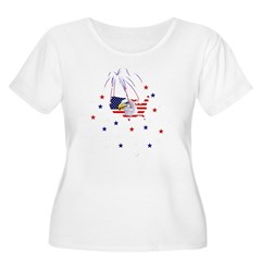 July 4th American Eagle T-Shirt