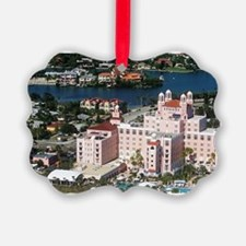 Aerial view of the Don Cesar Reso Ornament