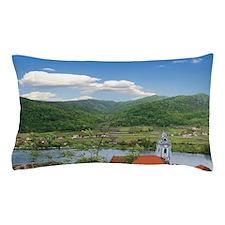 Durnstein, Austria, Wachau Valley, Dan Pillow Case