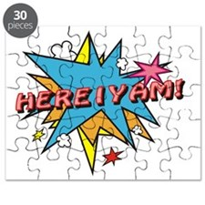 Here I am Puzzle