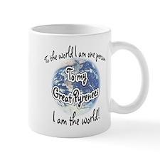 Pyrenees World2 Mug