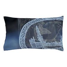 EUROPE, Belgium, Brussels Famed Belgia Pillow Case