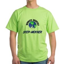 World's Greatest STEP-MOTHER T-Shirt