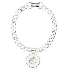 Proud Nana Charm Bracelet, One Charm