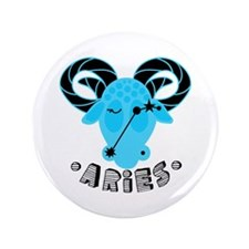 "Aries 3.5"" Button (100 pack)"