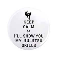 Keep Calm or i'll Show You My Jiu Jitsu Skills 3.5