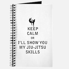 Keep Calm or i'll Show You My Jiu Jitsu Skills Jou