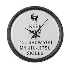 Keep Calm or i'll Show You My Jiu Jitsu Skills Lar