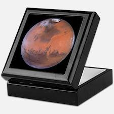 mars Keepsake Box