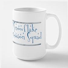 Special Snowflake Suppression Squad Large Mug