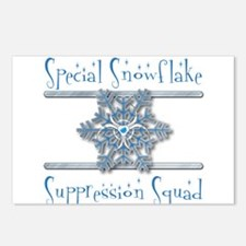 Special Snowflake Suppres Postcards (Package of 8)