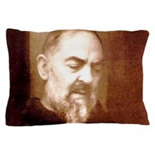 Padre Pio Pillow Case