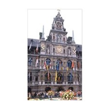 Antwerp Town Hall Stadhuis, 15 Decal