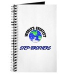 World's Greatest STEP-BROTHERS Journal
