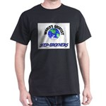 World's Greatest STEP-BROTHERS Dark T-Shirt