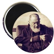 Padre Pio Magnet