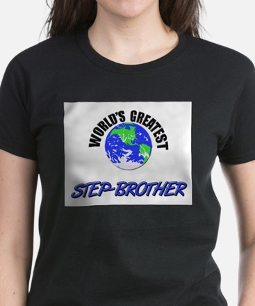 World's Greatest STEP-BROTHER Tee