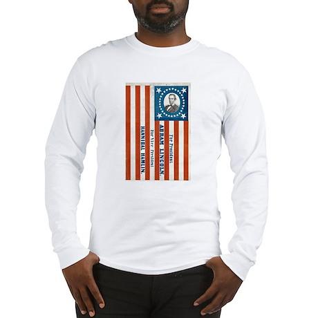 Lincoln for President Long Sleeve T-Shirt