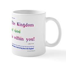 Luke 17:21 Mug