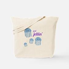 Just Jellin Tote Bag