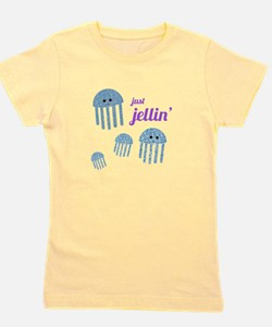 Just Jellin Girl's Tee