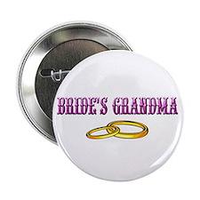Bride's Grandma (rings) Button