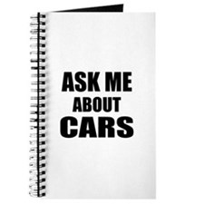 Ask me about Cars Journal