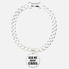 Ask me about Cars Bracelet