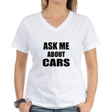 Ask me about Cars T-Shirt