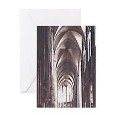 Cologne Cathedral, Built in 1248, Ko Greeting Card