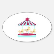 Carousel Horse Decal