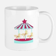 Carousel Horse Mugs