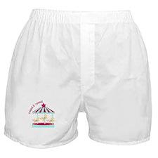 Round & Round Boxer Shorts