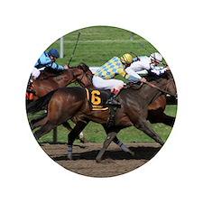 "Horse Race 3.5"" Button"