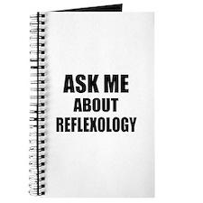 Ask me about Reflexology Journal