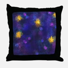 Funny Wishing angels Throw Pillow