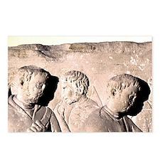 Relief. Romano-German per Postcards (Package of 8)