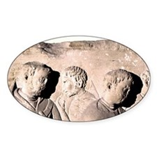 Relief. Romano-German period. Tax C Decal