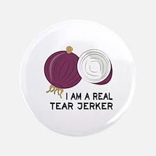 """Tear Jerker Onion 3.5"""" Button"""