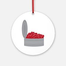 Salmon Eggs Ornament (Round)