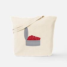 Salmon Eggs Tote Bag