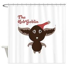 Hobgoblin Monster Shower Curtain